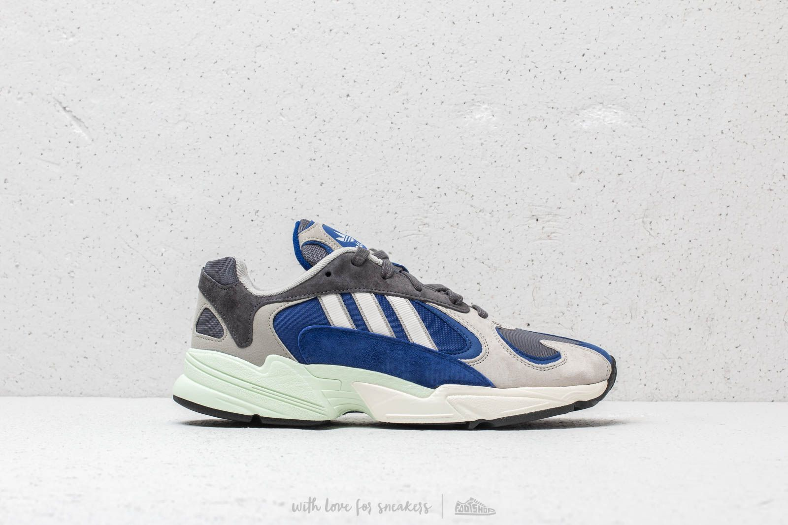 7d945de799231 adidas Yung-1 Sesame  Grey Five  Chalk White at a great price 82