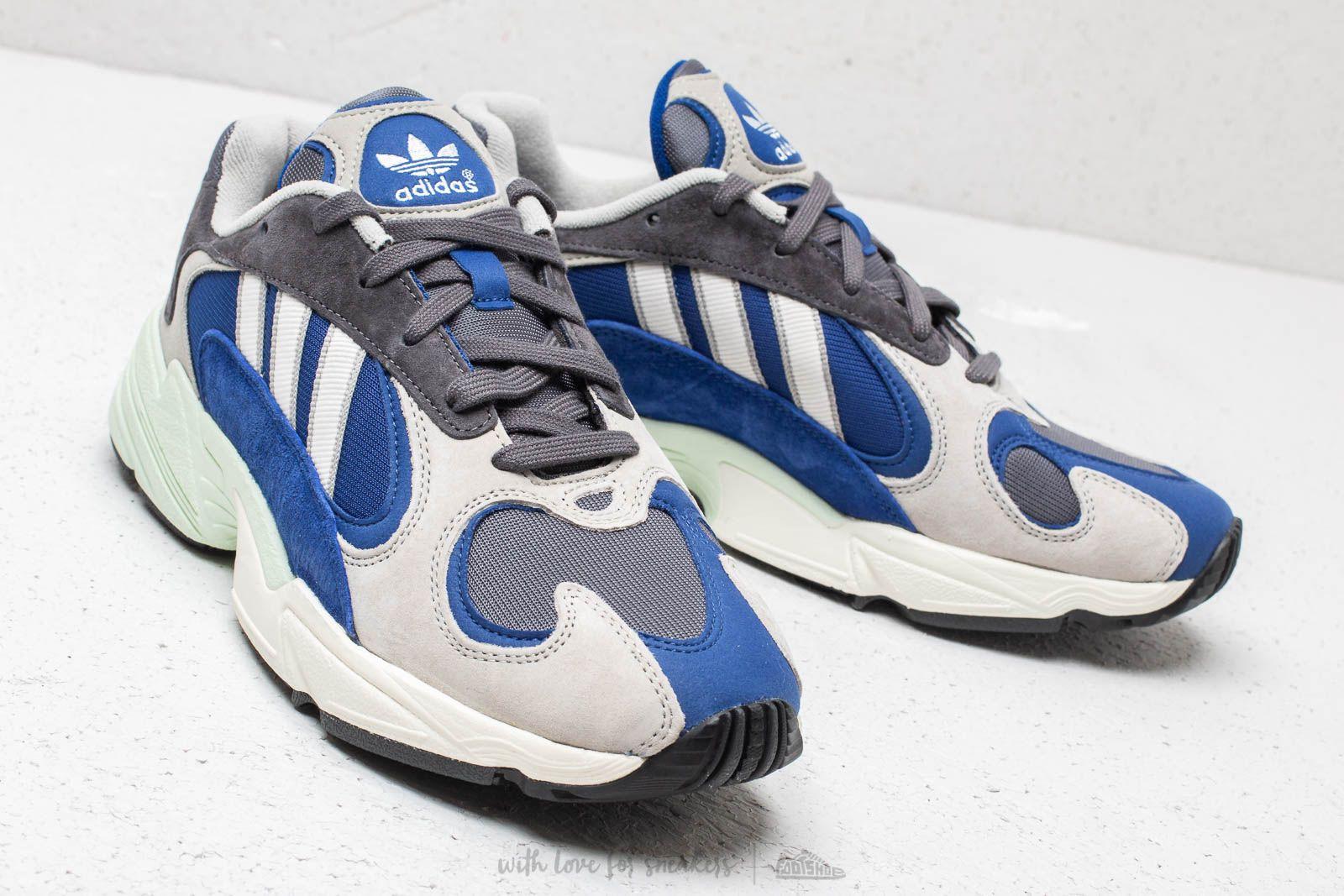 Men's shoes adidas Yung-1 Sesame/ Grey