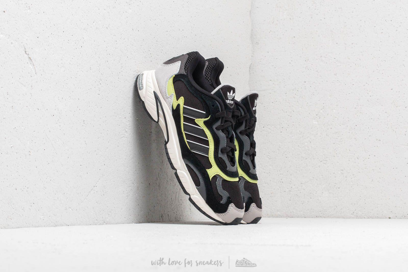 adidas Temper Run Core Black Core Black Glow | Footshop