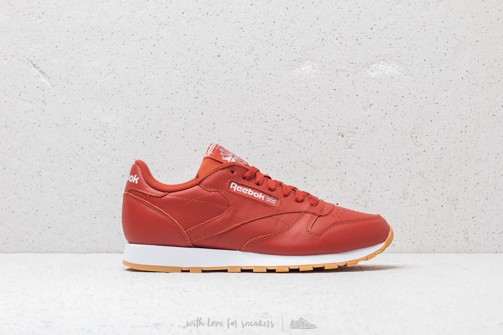 Reebok Classic Leather MU Burnt Amber  White  Gum at a great price 90 € 8d3dc41bb