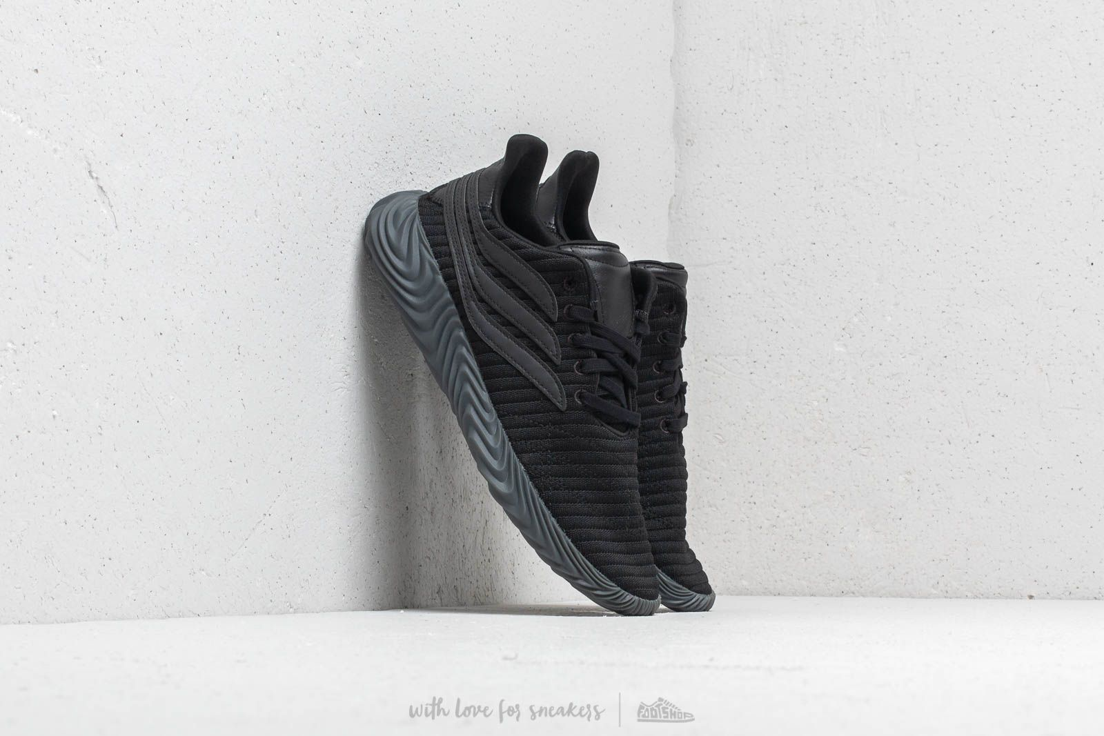 adidas Sobakov Black Brown | BB7040