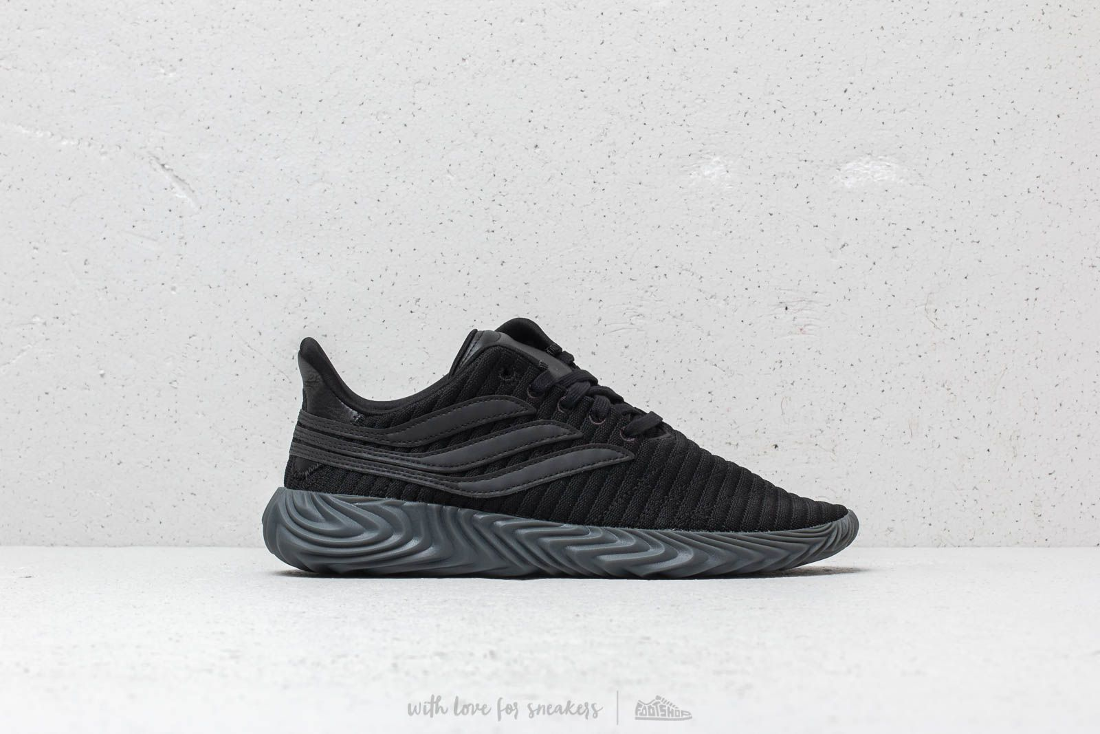 1f0af5362a9 adidas Sobakov Core Black  Core Black  Core Black at a great price £102