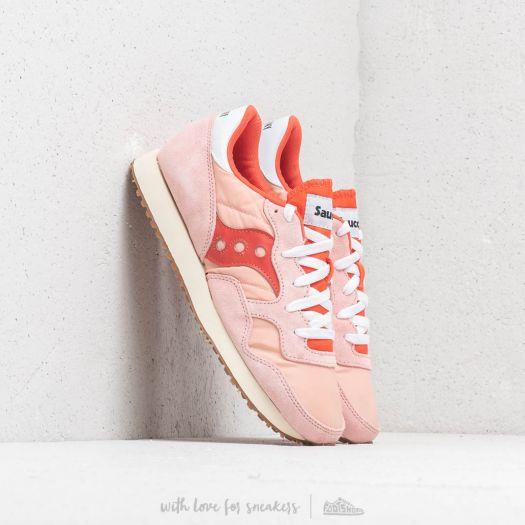 Saucony DXN Trainer Vintage Pink Berry | Footshop