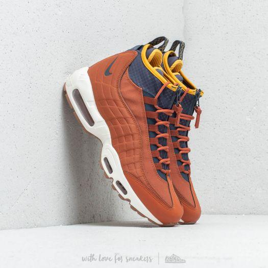 Nike Air Max 95 SneakerbootDark Russet Thunder Blue