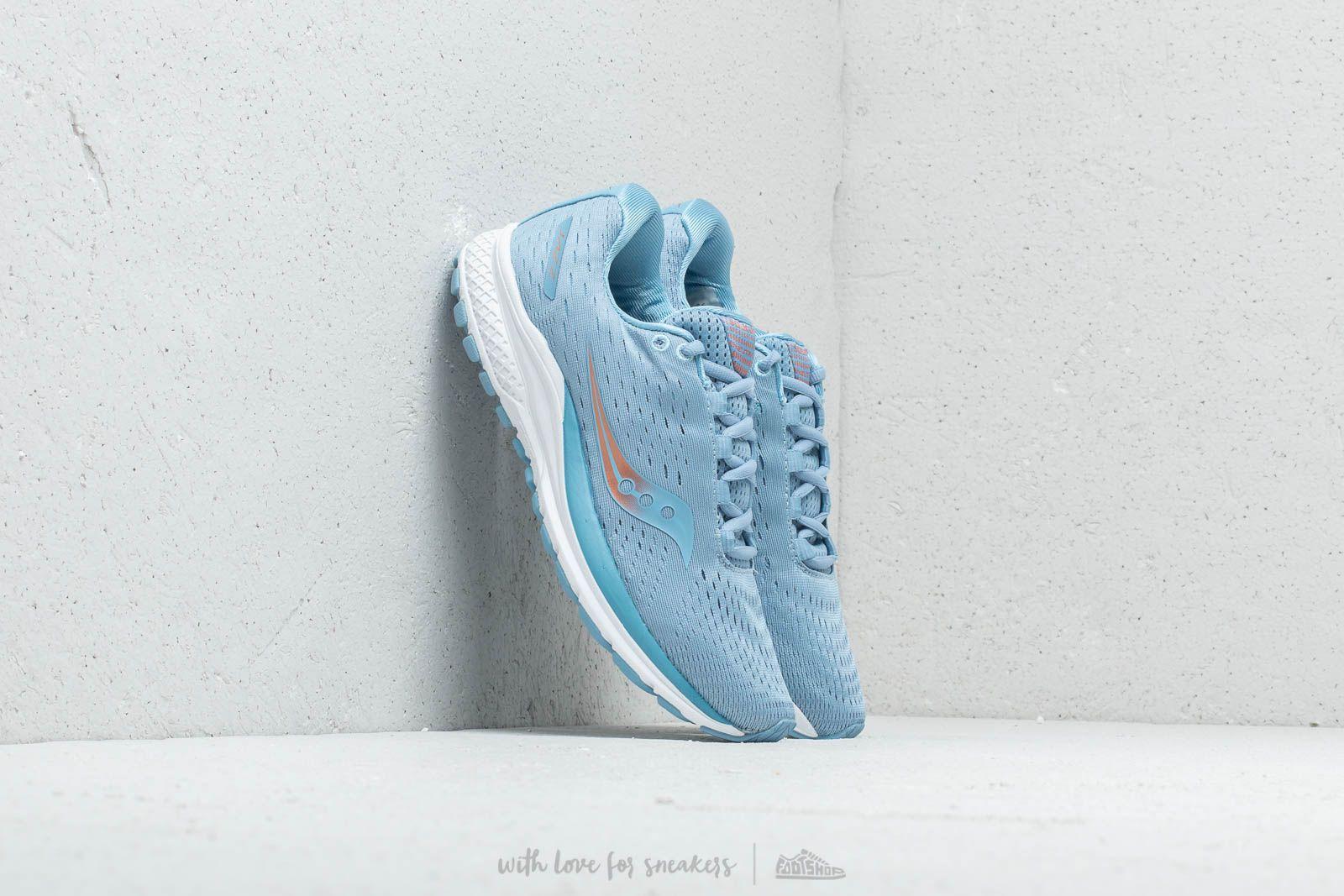 Women's shoes Saucony Jazz 20 Light Blue/ Cop