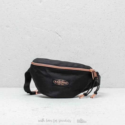 e1ea450e28 Eastpak Spinger Waistbag Goldout Black