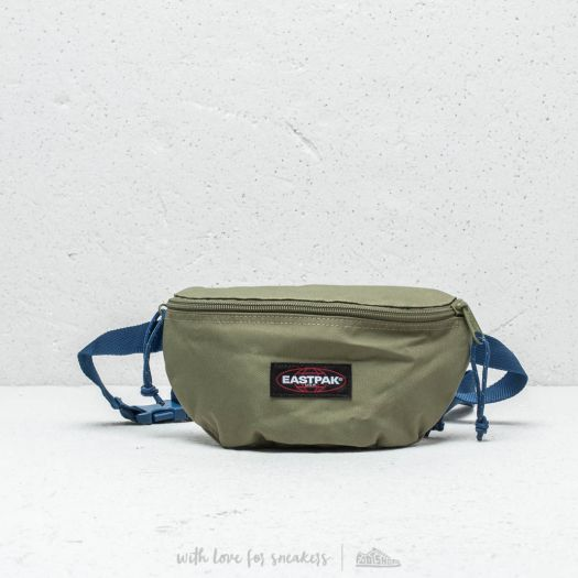 1979b88722 Eastpak Springer Waistbag Khaki Blue