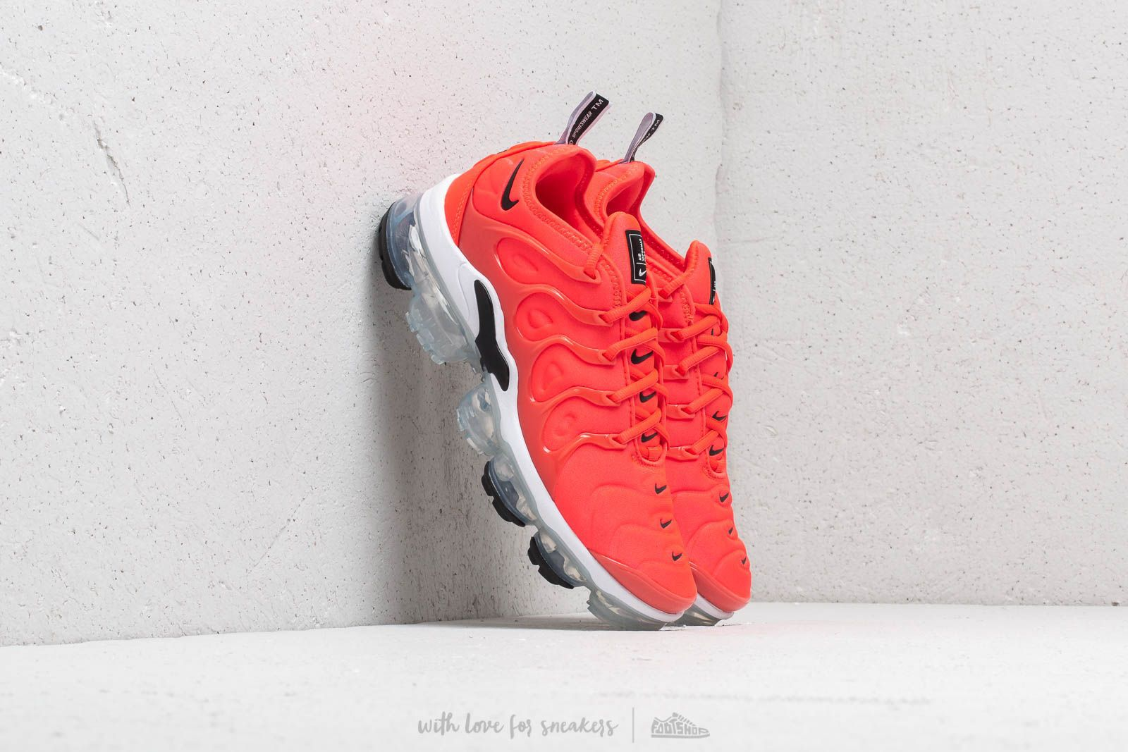 67ac90012c2 Nike Air Vapormax Plus Bright Crimson/ Black-White | Footshop