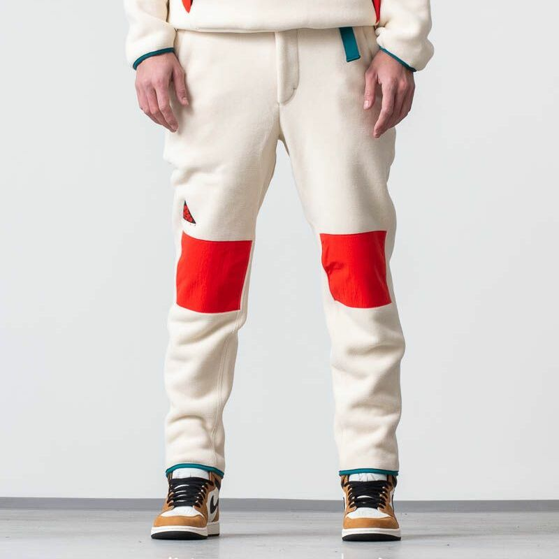 Nike ACG Sherpa Fleece Pant Light Cream