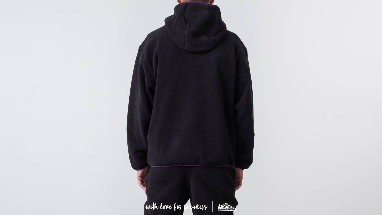 437b4e08a07e Nike ACG Sherpa Fleece Hoodie Black at a great price 220 € buy at Footshop
