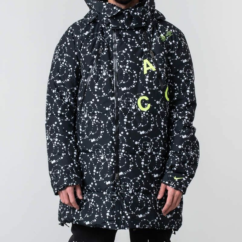 Nike ACG Down Fill Parka Black