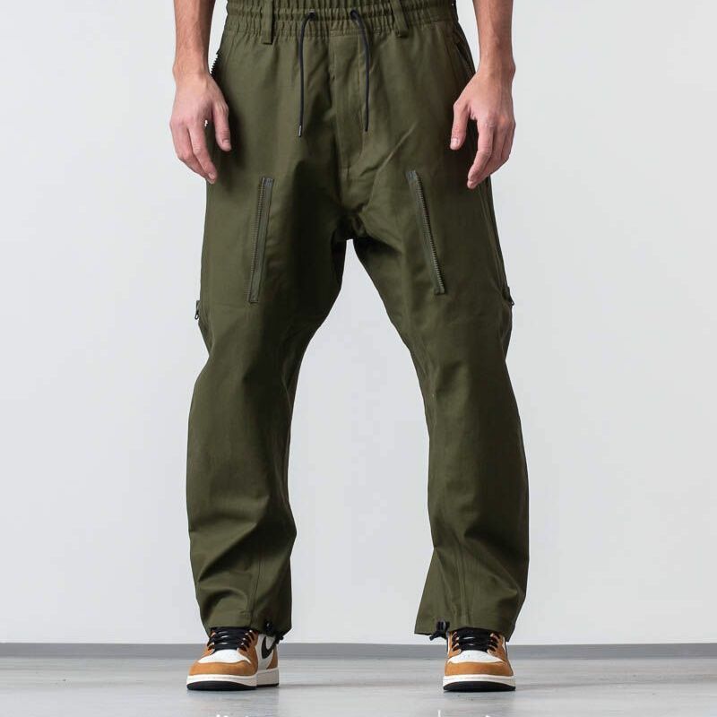 Nike ACG Cargo Pants Olive Canvas, Green