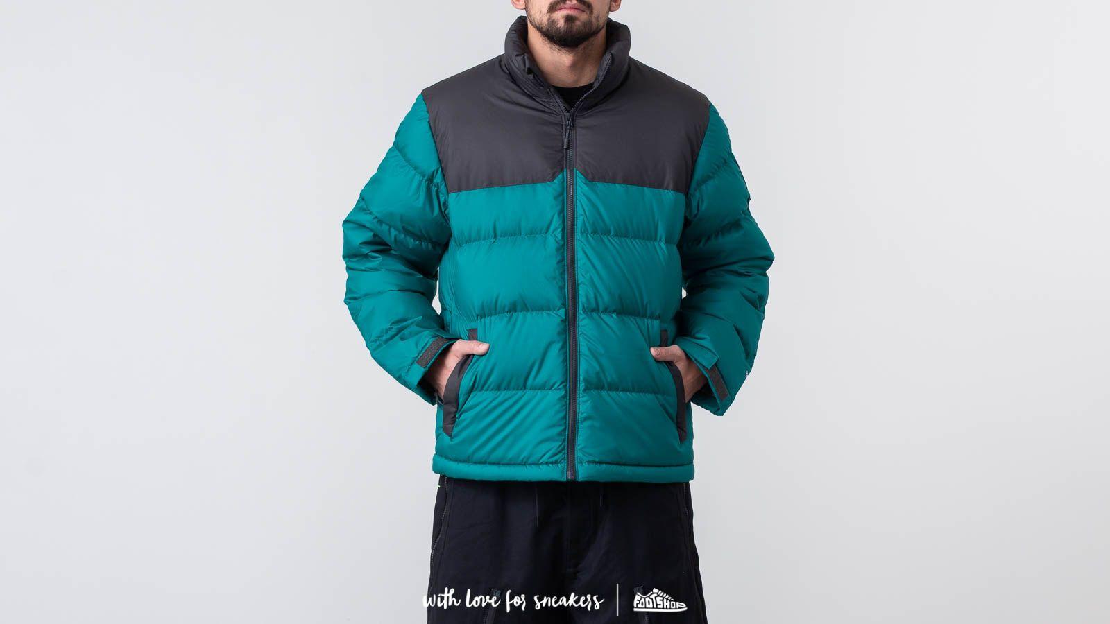 The North Face 1992 Nuptse Jacket Everglade/ Asphalt Grey