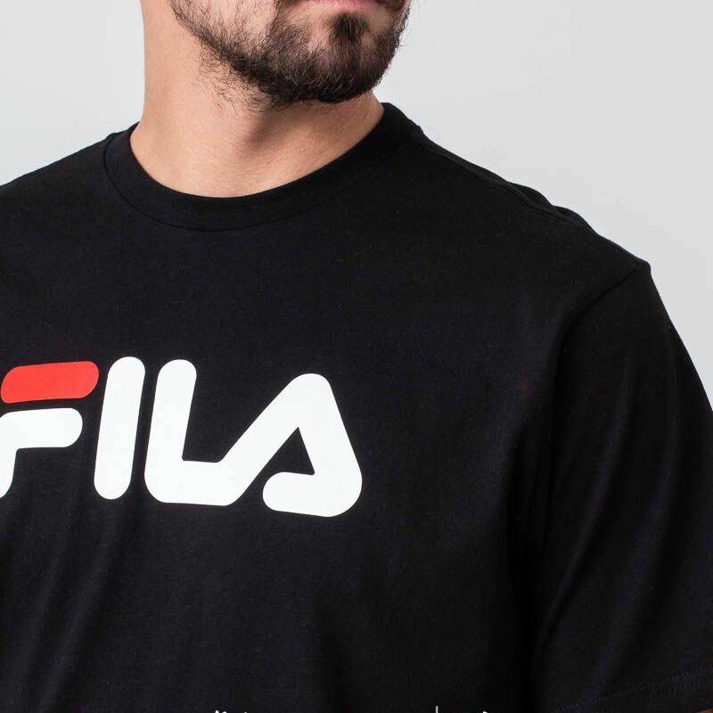 FILA Classic Pure Tee Black