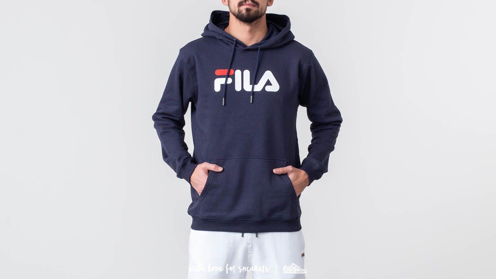 FILA Pure Hoodie Black Iris za skvelú cenu 37 € kúpite na Footshop.sk