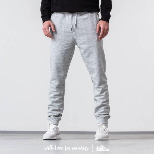 FILA Pure Slim Pants Light Grey Melange Bros | Footshop