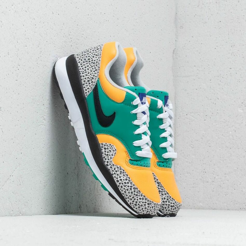 Nike Air Safari Supreme Emerald Green/ Black-Resin EUR 43