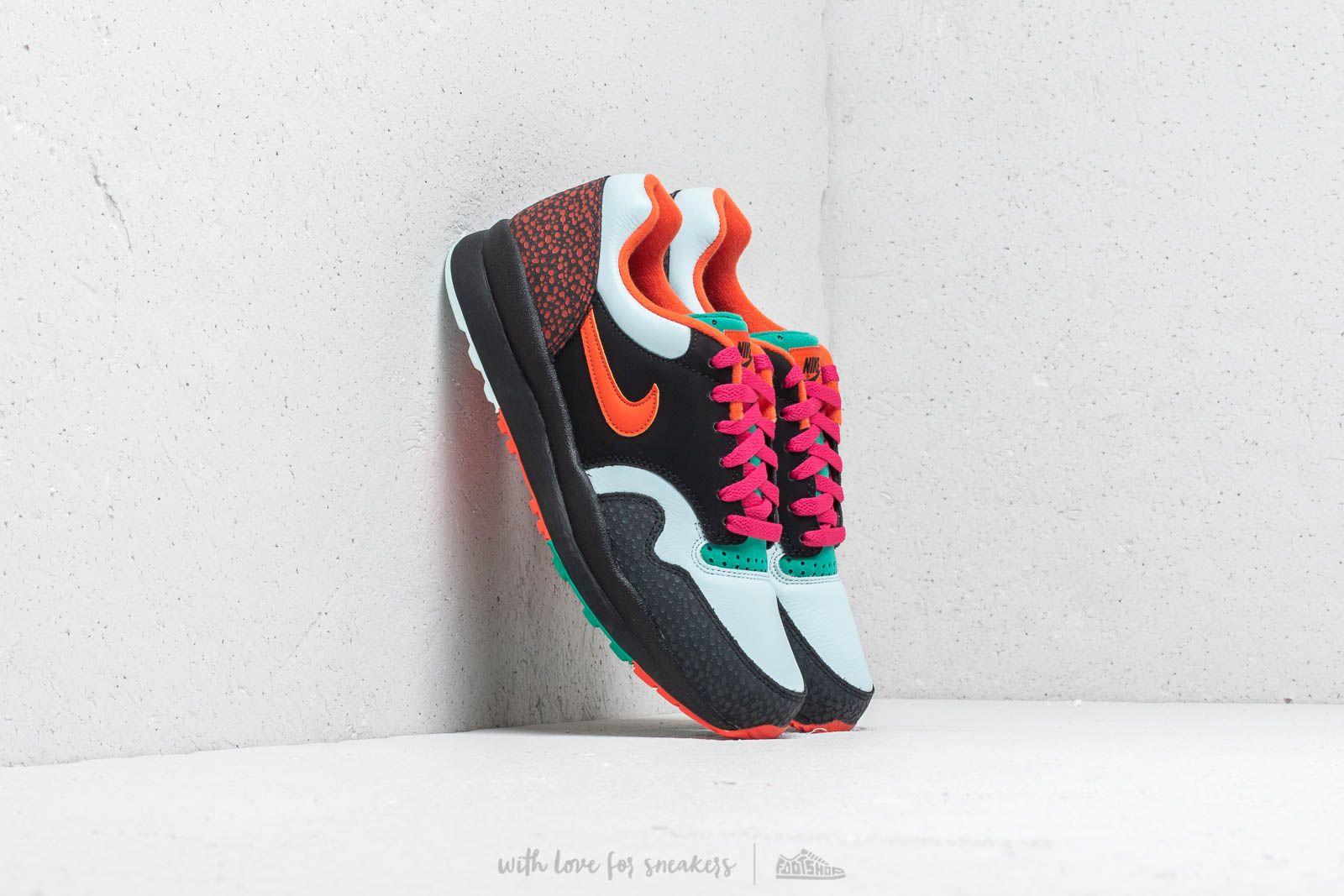 premium selection 62241 f0c78 Nike Air Safari Supreme Black  Team Orange au meilleur prix 110 € Achetez  sur Footshop