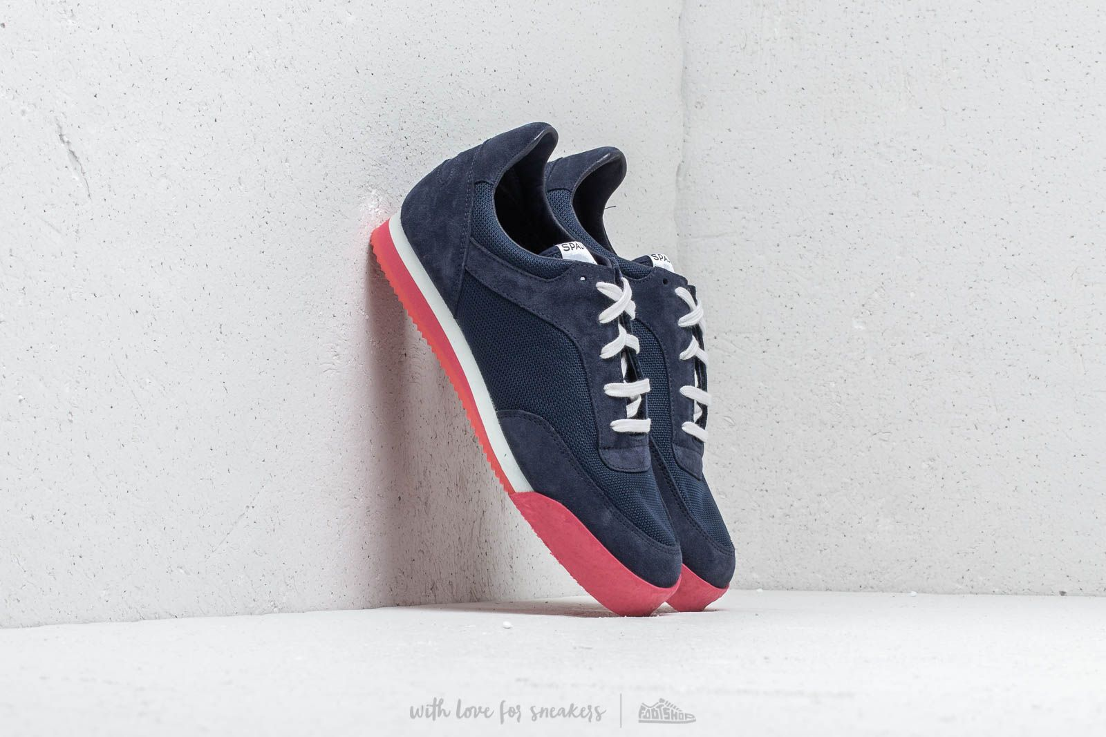 Zapatillas Hombre Spalwart Pitch Low Dark Navy