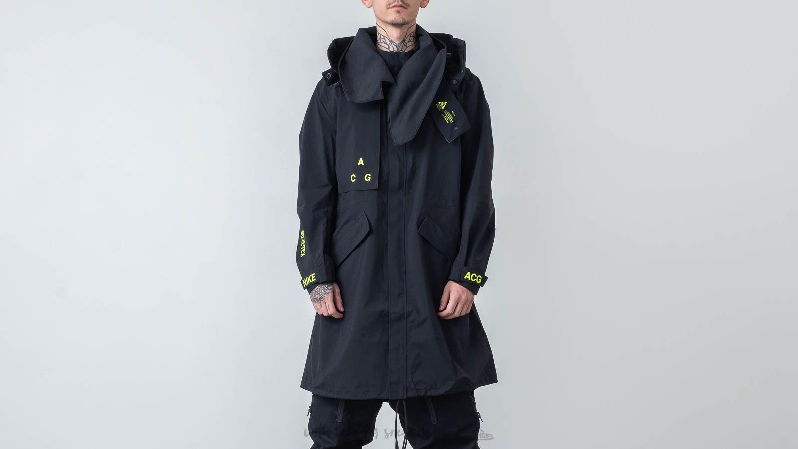 97769fa503 Nike ACG Gore-Tex® Coat Black au meilleur prix 623 € Achetez sur Footshop