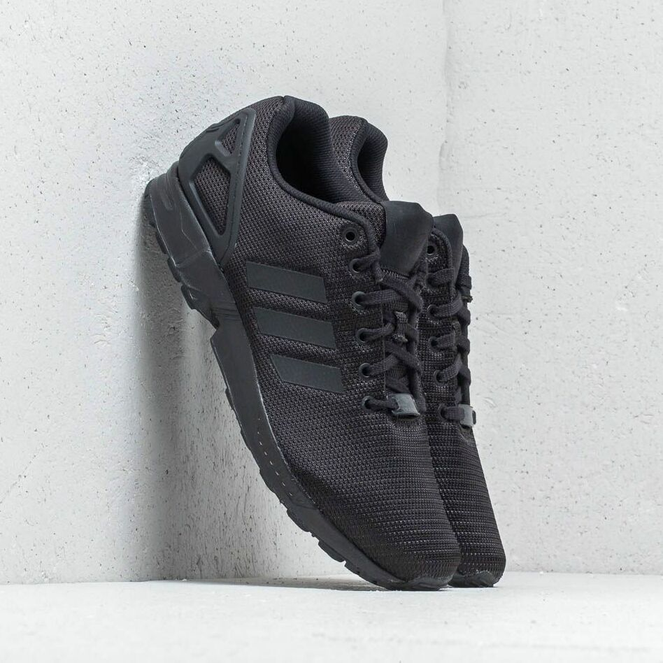 adidas ZX Flux Core Black/ Core Black/ Dark Grey EUR 45 1/3