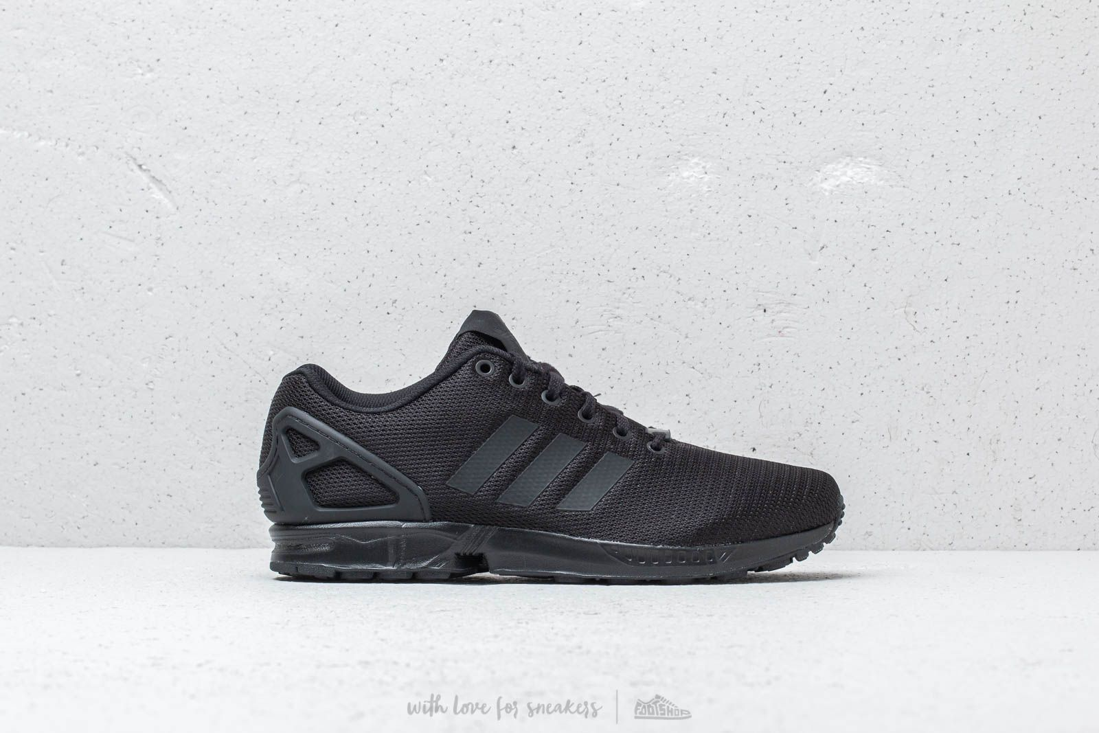 5189221ad6294 adidas ZX Flux Core Black  Core Black  Dark Grey at a great price 90