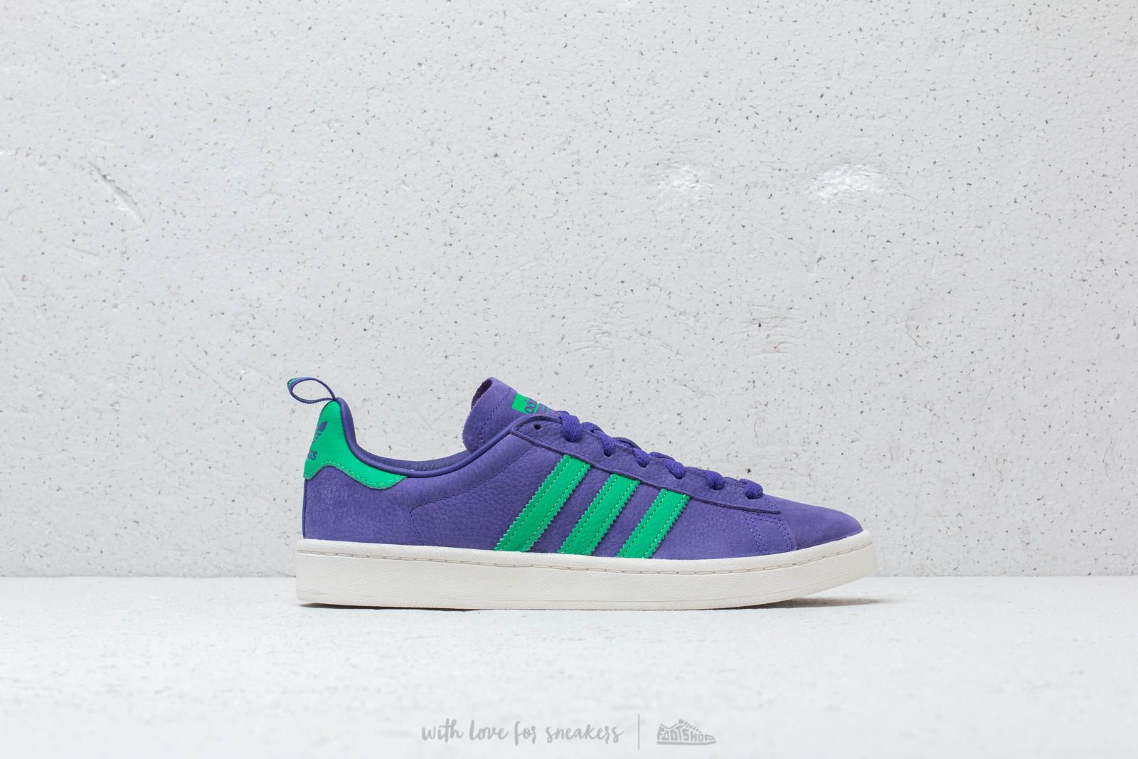 on sale 5d325 69661 adidas Campus Energy Ink  Signal Green  Chalk White at a great price 110 €