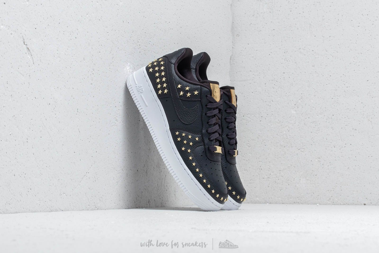 Treno informazione Digitale  Women's shoes Nike Wmns Air Force 1 ´07 XX Oil Grey/ Oil Grey-White