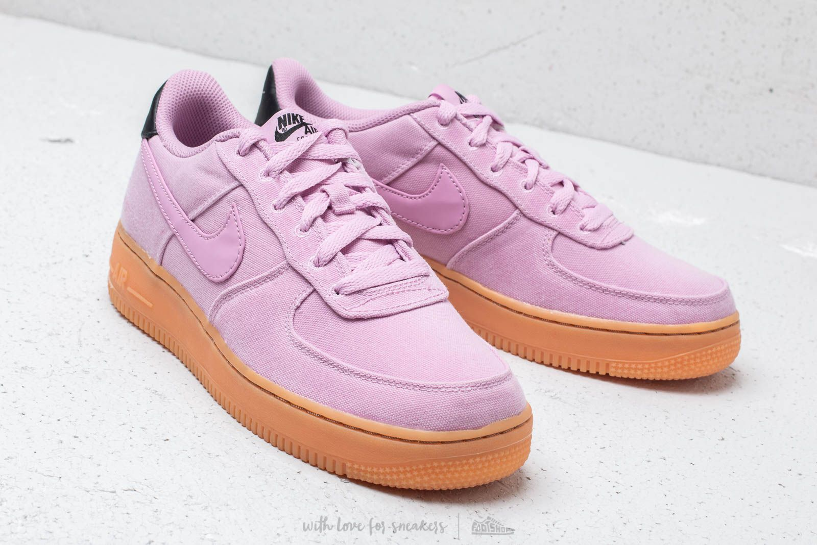 concierto Trágico niña  Women's shoes Nike Air Force 1 LV8 Style (GS) Lt Arctic Pink/ Lt Arctic Pink  | Footshop