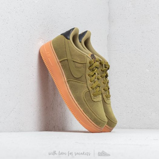 The Nike Air Force 1 'Camper Green' Will Make You Green With