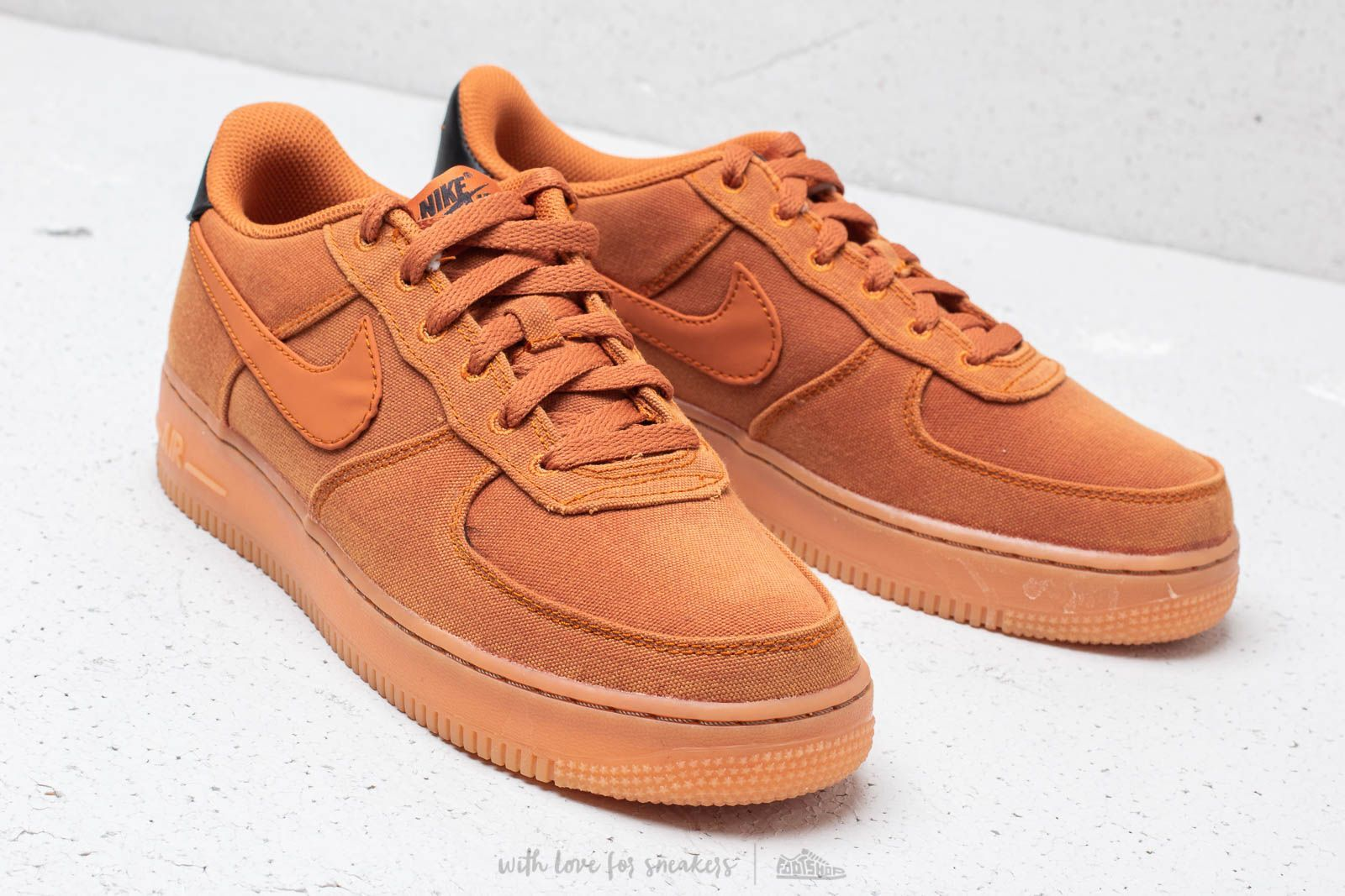 Force Monarch 1 BrownFootshop Air '07 Style Nike Lv8 Gum Med NOP0knw8X