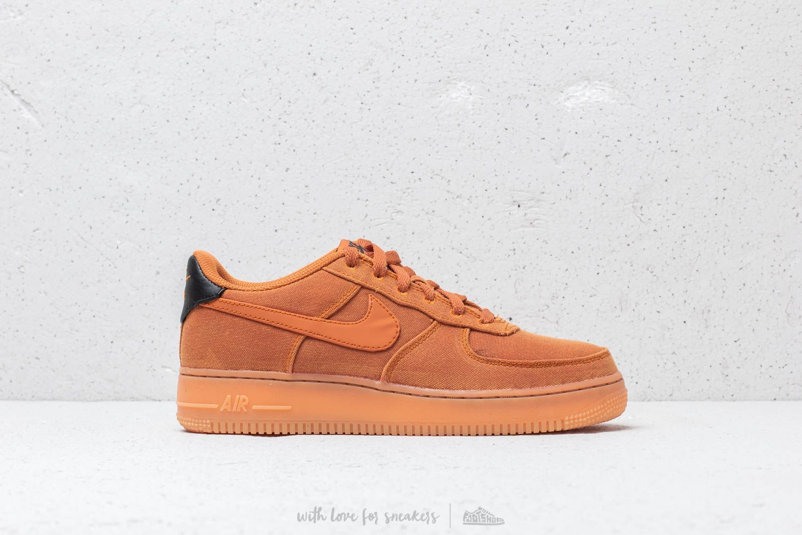 Nike Air Force 1 '07 LV8 Style Monarch Monarch Gum Med Brown | Footshop
