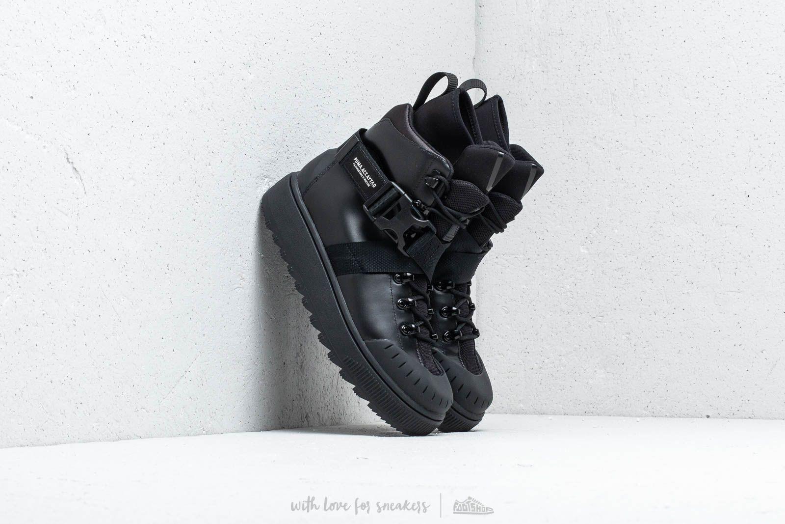 regimiento Barricada Legado  Men's shoes Puma x Outlaw Moscow Ren Boot Puma Black | Footshop