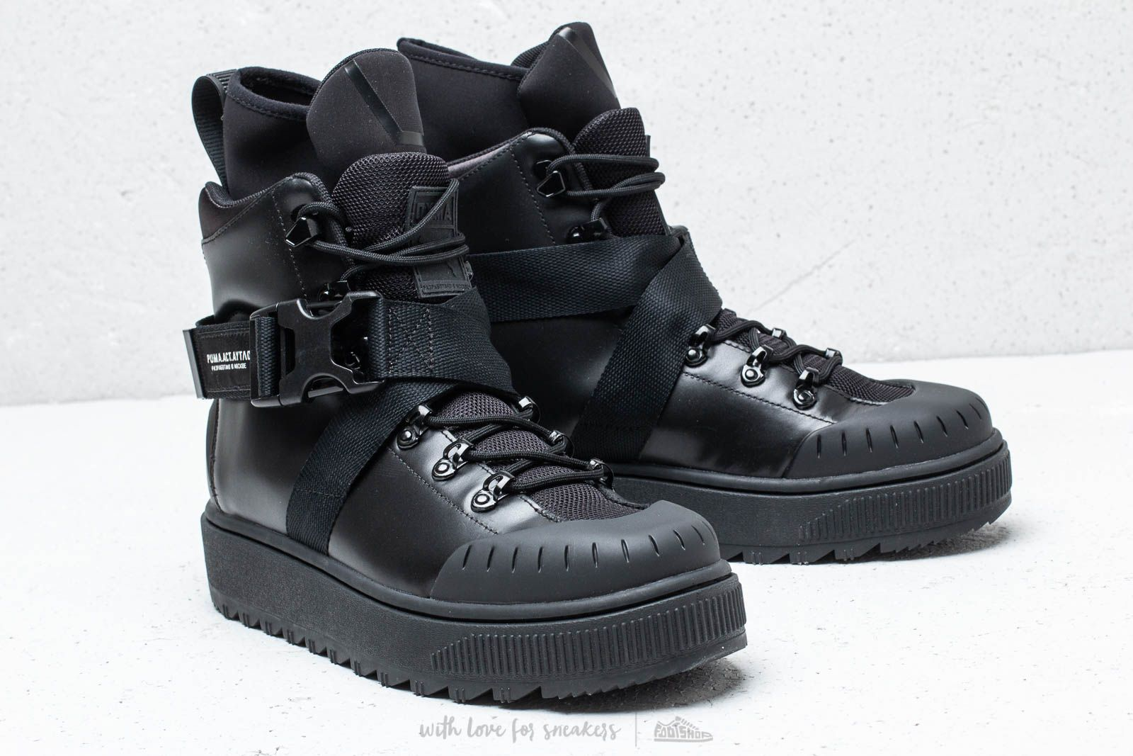 Puma x Outlaw Moscow Ren BootPuma Black