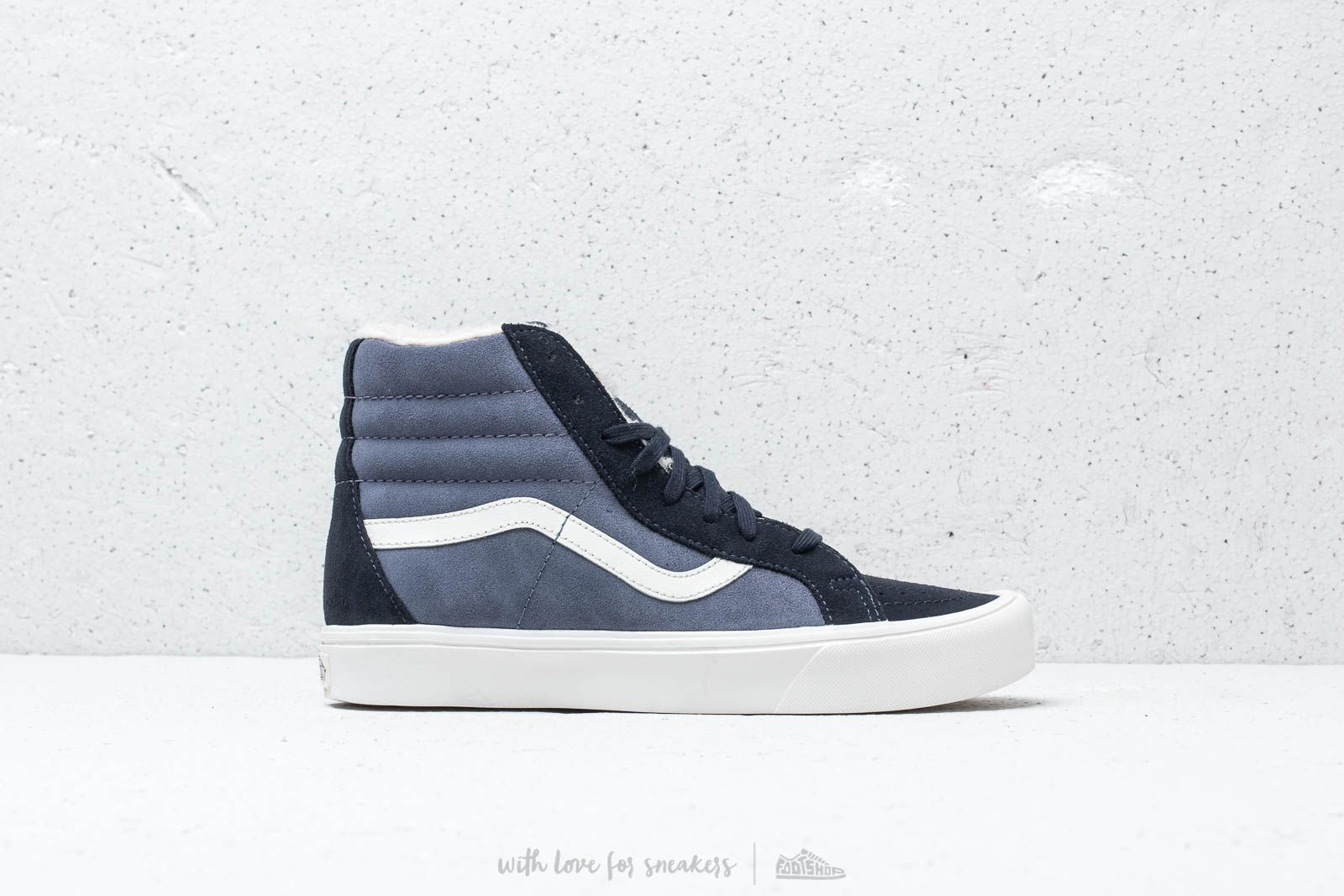 1561d66d326d Vans Sk8-Hi Reissue Lite (Sherpa) Blue at a great price 65 €