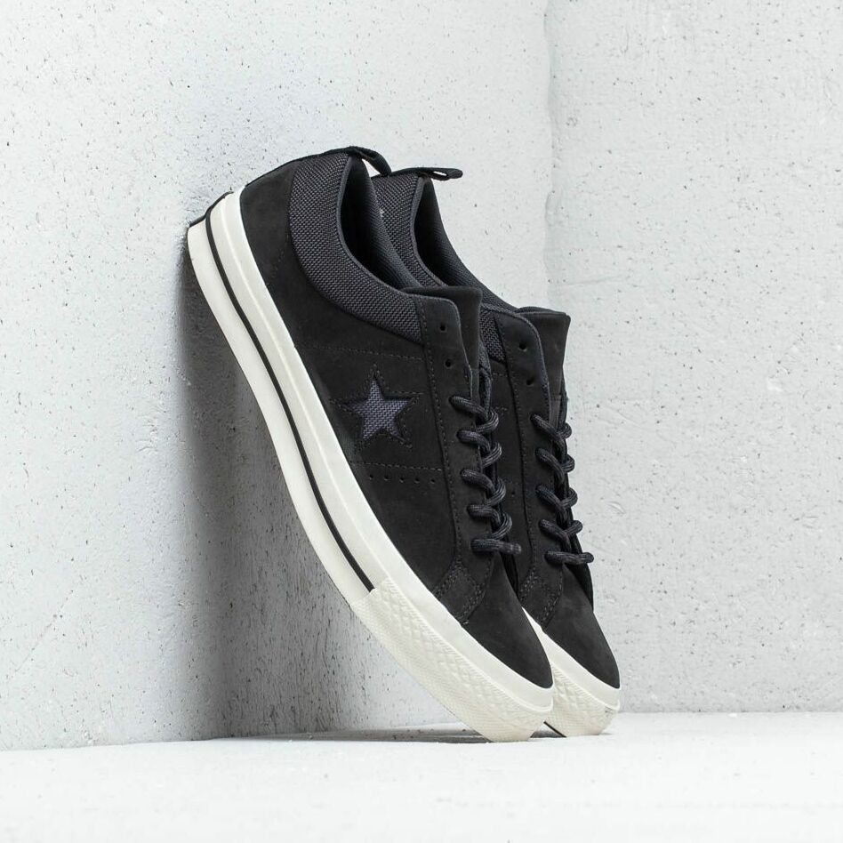 Converse One Star OX Black/ Almost Black/ Black EUR 46.5