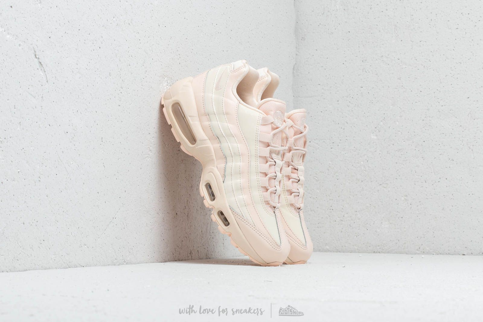 best loved 4f9eb 8efc9 Nike Wmns Air Max 95 LX Guava Ice  Guava Ice-Guava Ice at a