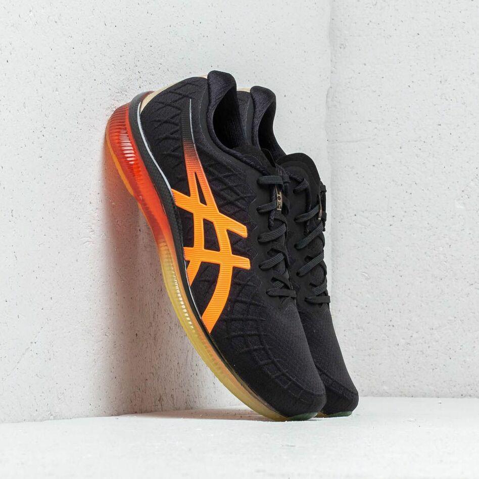 Asics Gel-Quantum Infinity Black/Shocking Orange EUR 42.5