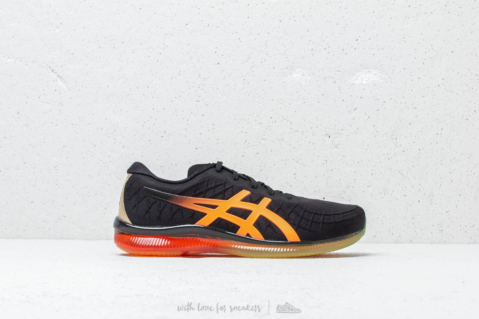 5492fbd2dc2a Asics Gel-Quantum Infinity Black Shocking Orange at a great price 187 € buy