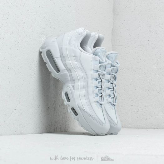 Nike Wmns Air Max 95 LX Pure Platinum Pure Platinum