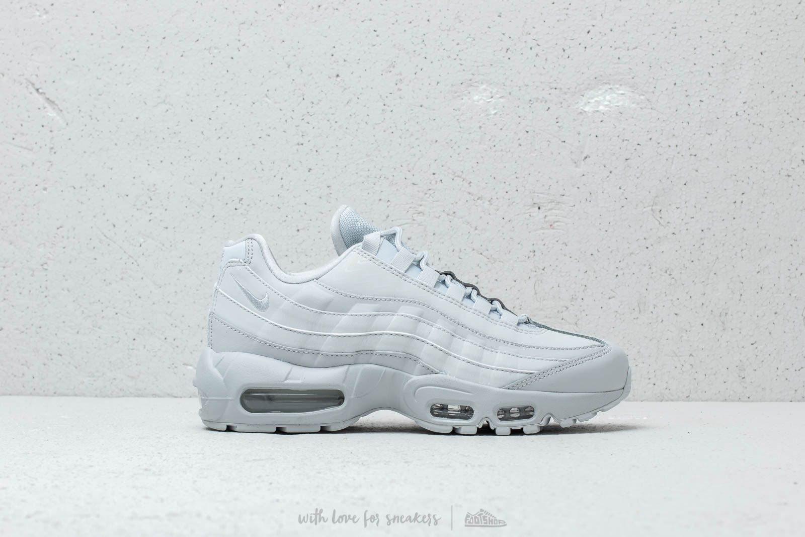 Nike Wmns Air Max 95 LX Pure Platinum  Pure Platinum at a great price 180 019edbbb7