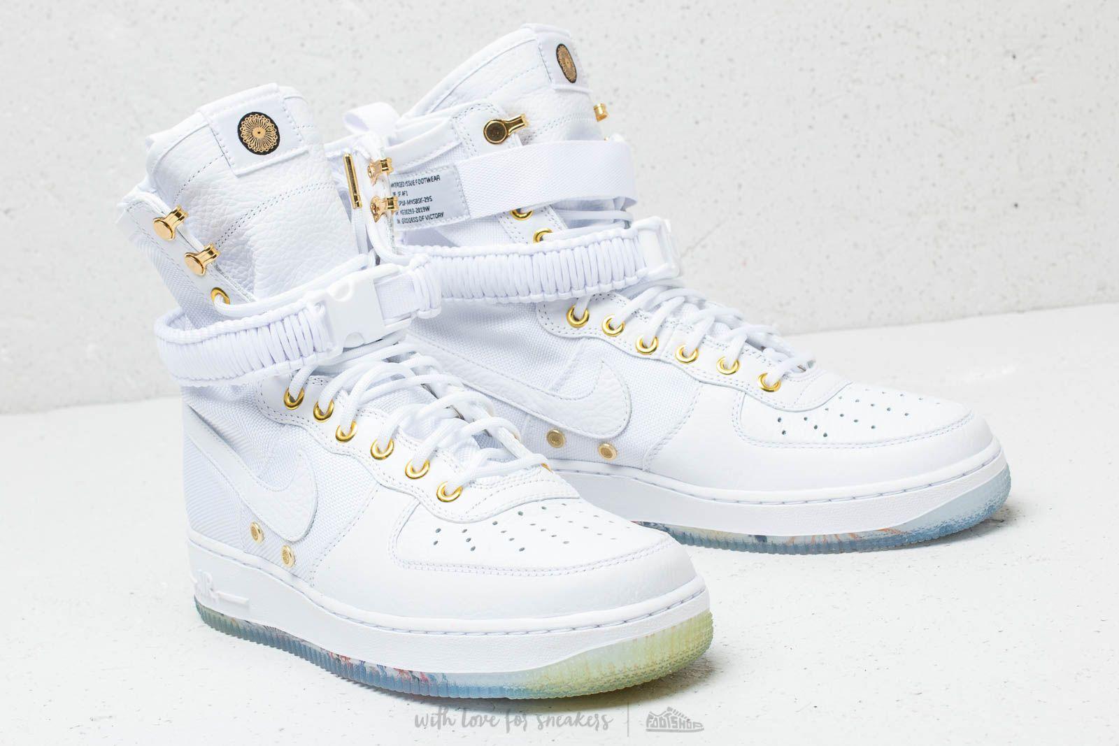 Nike GoldFootshop White Force Lny Qs Metallic Sf Air 1 Pn08wyvOmN