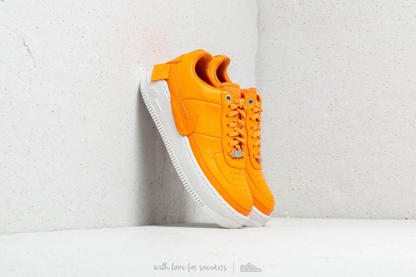 buy popular e81cf a746c Nike Air Force 1 Jester XX Premium W. Orange Peel  Orange Peel