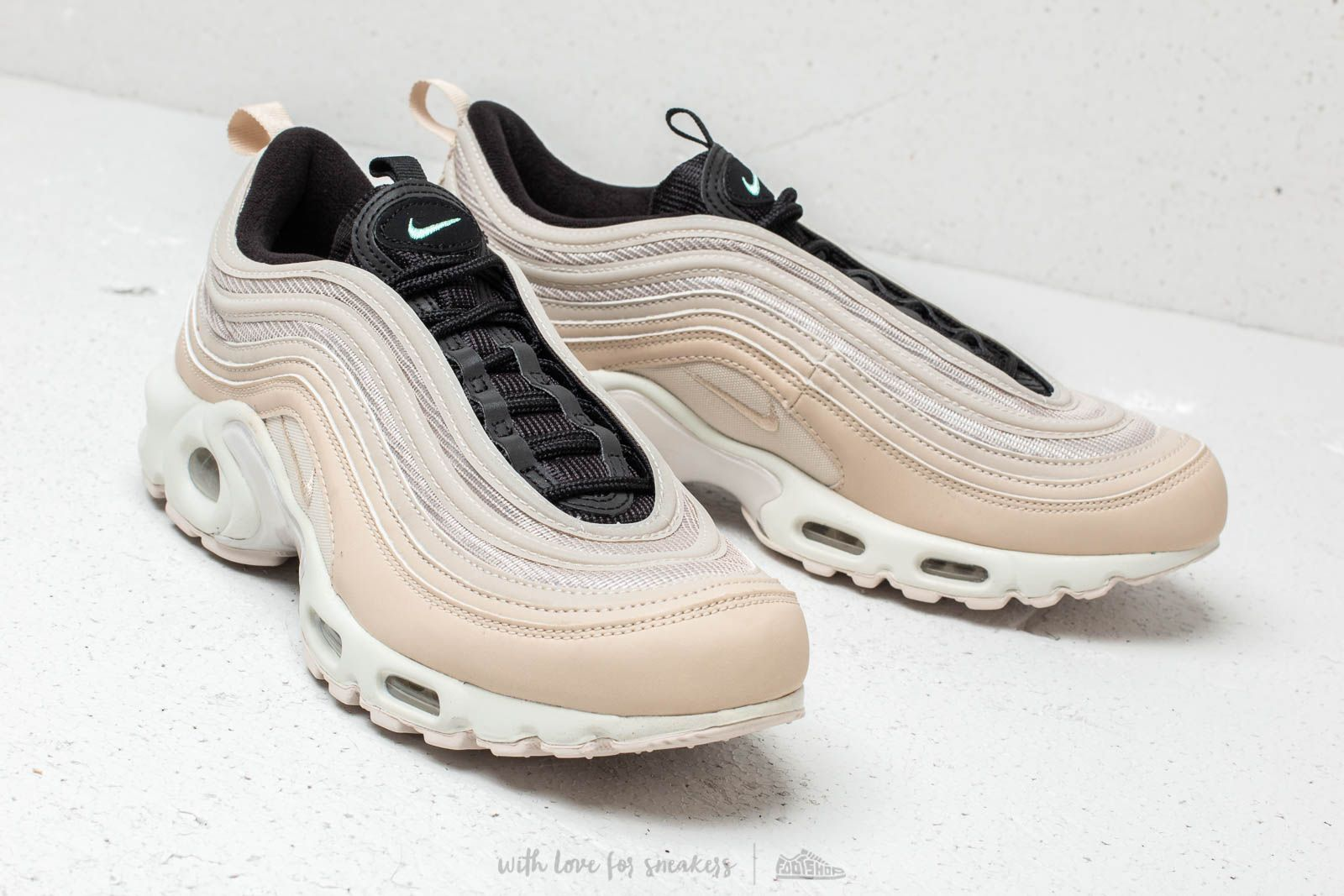 Nike Air Max Plus 97 Light Orewood Brown Rattan String | Footshop