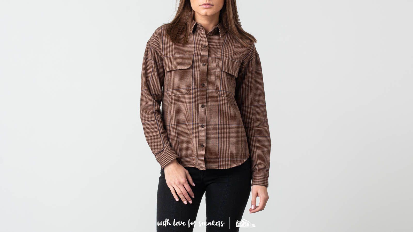 Vans Junction Flannel Shirt Glen Plaid za skvelú cenu 28 € kúpite na Footshop.sk