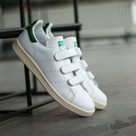 adidas Stan Smith CF Nigo Ftwr White/Green