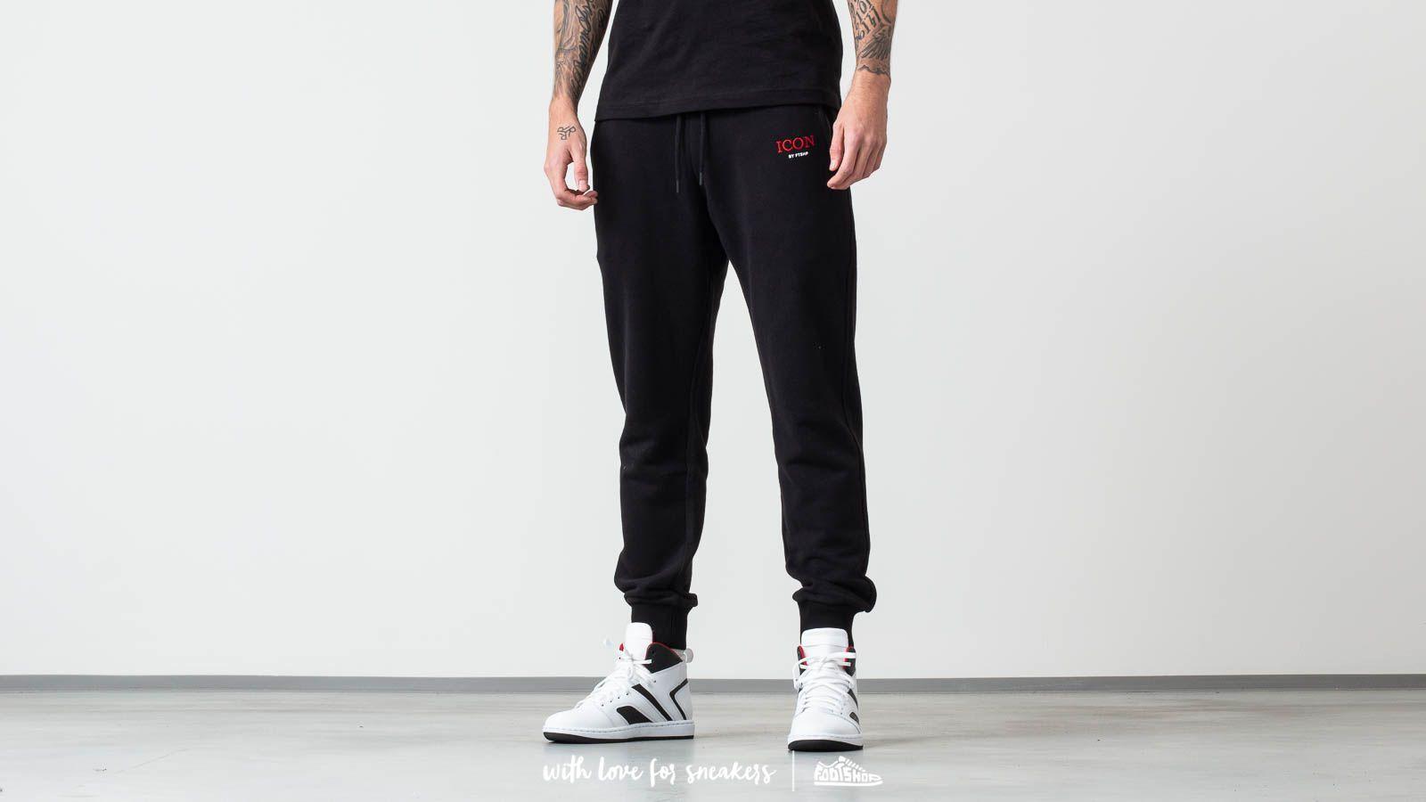 FTSHP x Rytmus Icon Sweatpants Black za skvelú cenu 67 € kúpite na Footshop.sk