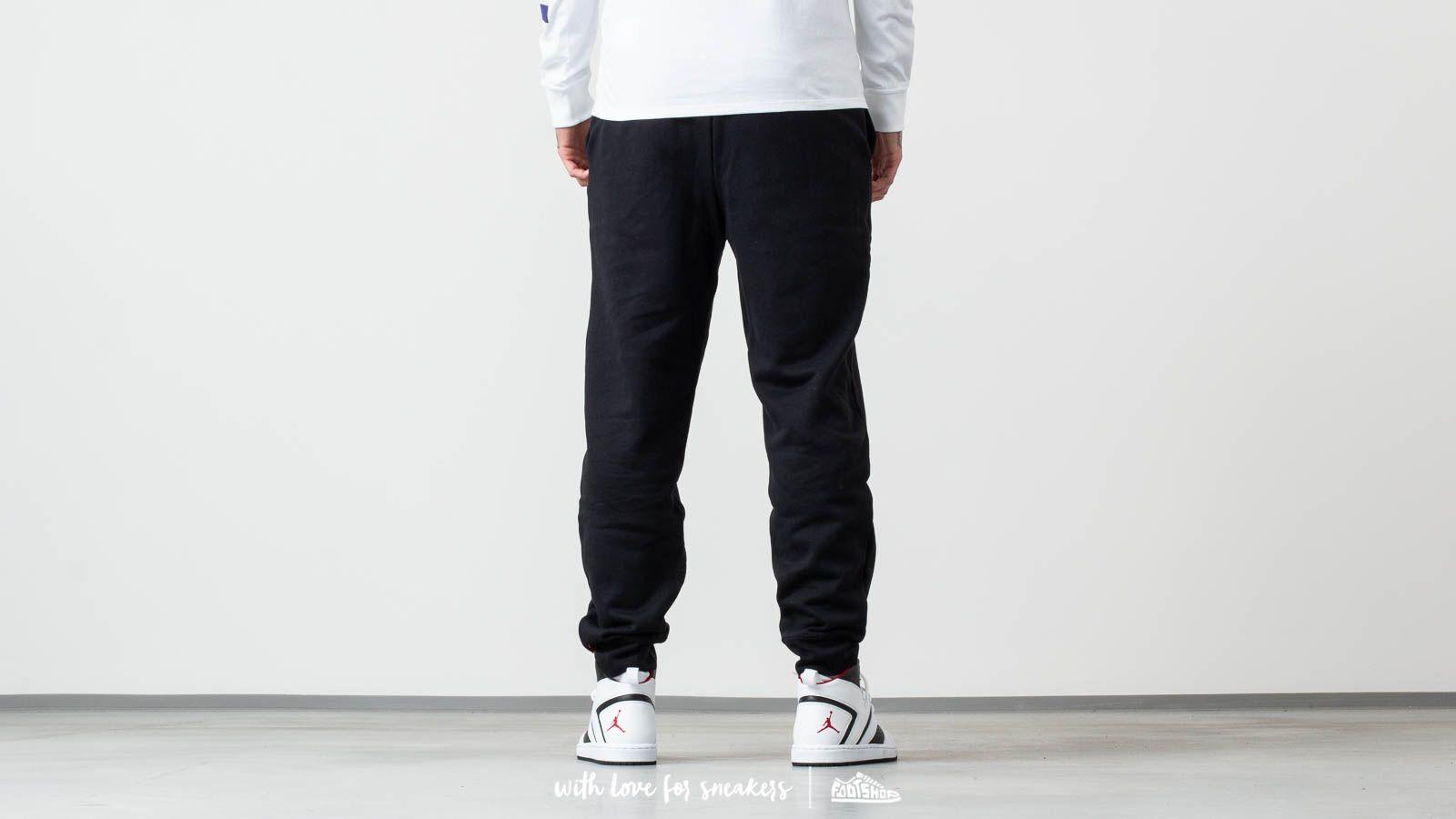 24013d4b0fb0e Jordan Sportswear AJ 11 Pants Black a prezzo eccezionale 46 € acquistate su  Footshop.it