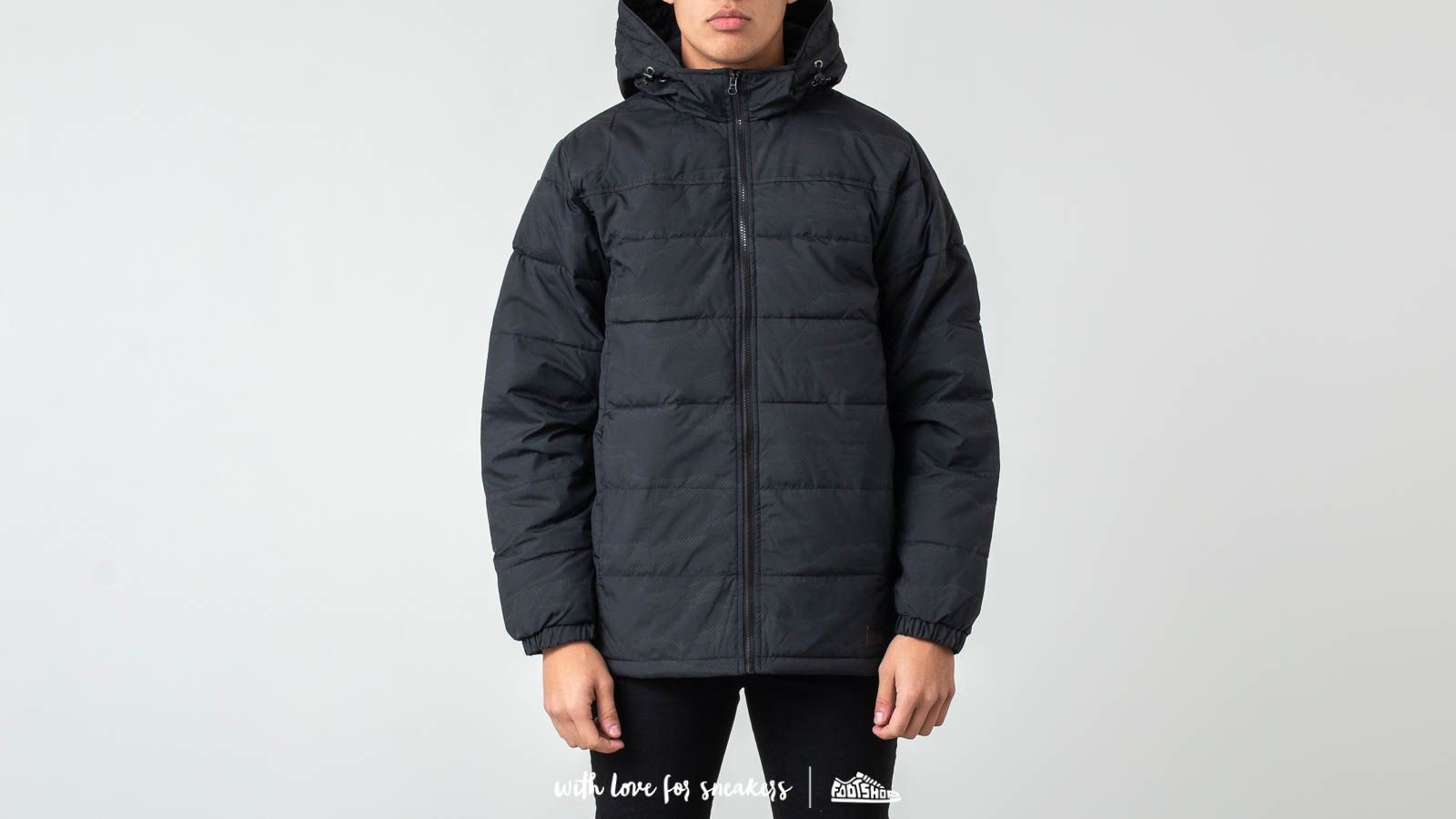 34b65ed9c7 Vans Woodcrest MTE Jacket Reflective Black at a great price 90 € buy at  Footshop