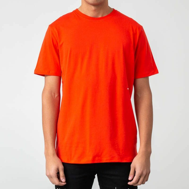Soulland Logic Coffey Tee Red, Orange